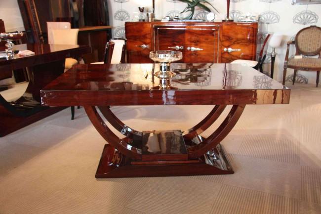 Table en palissandre de rio Art déco VENDU/SOLD