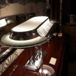 Lampe de bureau ou lustre  Art deco Petittot VENDU