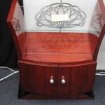 Chevets art déco en palissandre des Indes/nightstand chest art deco in palisender VEND/SOLD