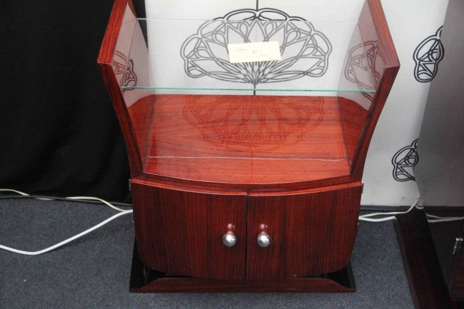 Chevets art déco en palissandre des Indes/nightstand chest art deco in palisender VEND/SOLD