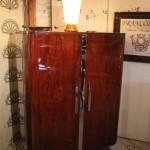 Petite armoire art deco/Little dress suite art deco