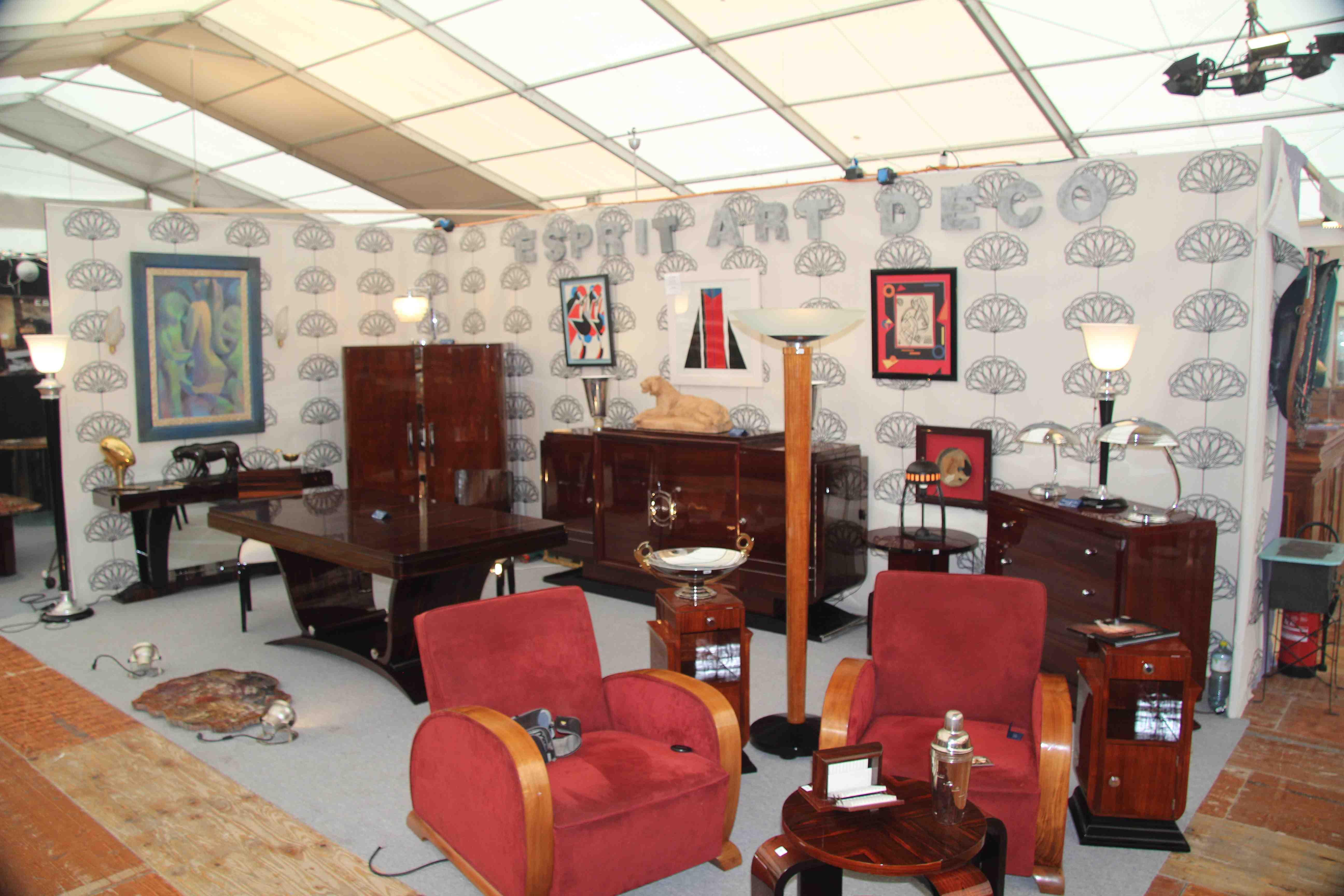 Esprit Art Déco vente meubles art déco 1930, bauhaus art déco ...