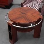 Table basse art deco palissandre deRio ref tabb :12