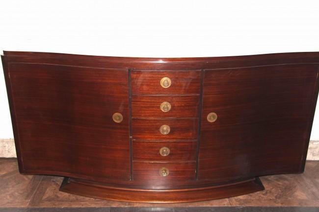 Enfilade sideboard Art Deco palissandre des Indes ref:enf 31