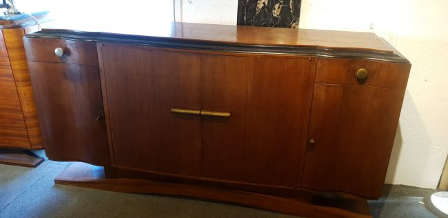 Enfilade buffet sideboard Art Deco