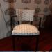 8 Chaises art deco avec accoudoir  ref ch :12